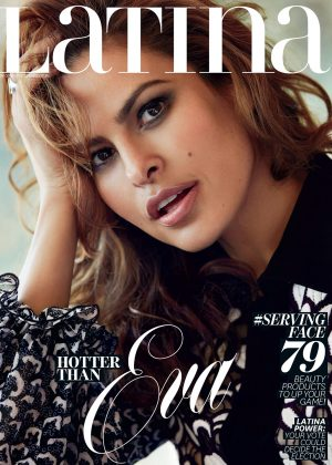 Eva Mendes - Latina Magazine (September 2016)