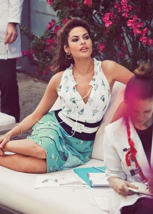 Eva Mendes - New York and Company S/S 2017