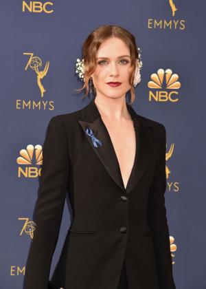 Evan Rachel Wood - 2018 Emmy Awards in LA