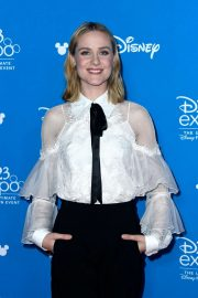 Evan Rachel Wood - D23 Expo in Anaheim