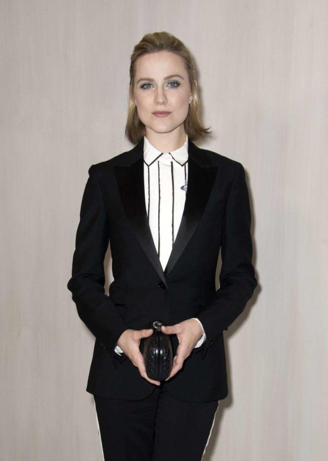 Evan Rachel Wood - Hammer Museum's Gala 2017 in Los Angeles