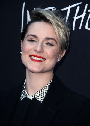 Back to post Evan Rachel Wood – 'Into The Forest' Premiere in ...