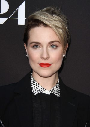 Evan Rachel Wood – 'Into The Forest' Premiere in Hollywood