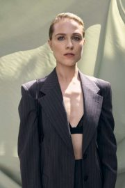 Evan Rachel Wood - SELF Magazine (November 2019)