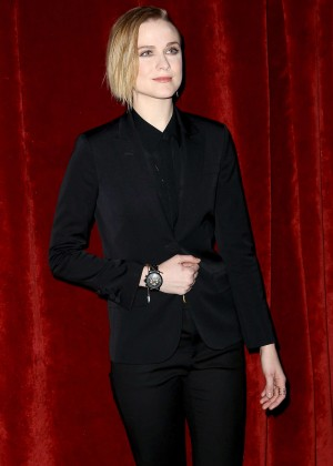 "Evan Rachel Wood - ""Strange Magic"" Screening in NY"