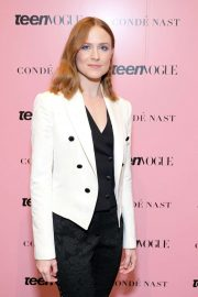 Evan Rachel Wood - The Teen Vogue Summit 2019 in Los Angeles
