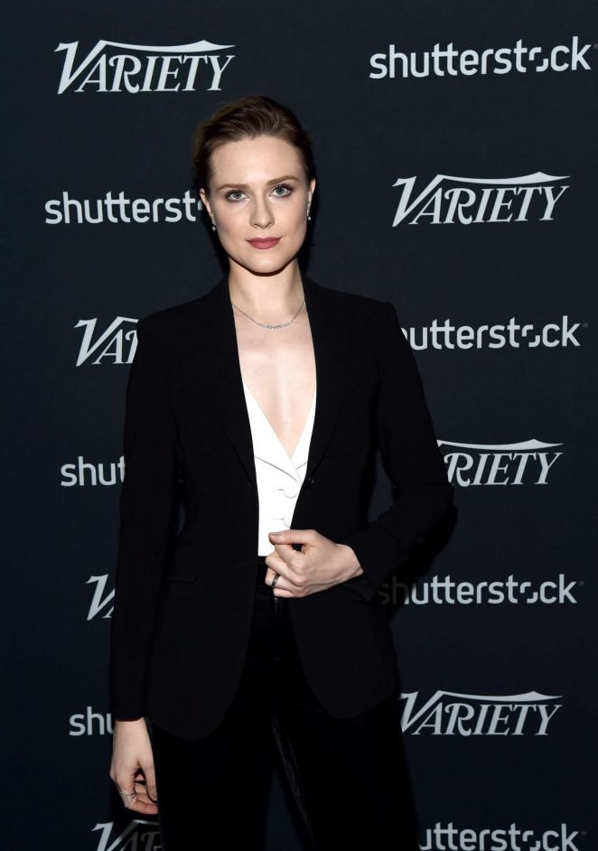 Evan Rachel Wood - Variety Studio: Actors on Actors in Los Angeles
