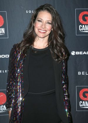 Evangeline Lilly - 2018 GO Campaign Gala in Los Angeles