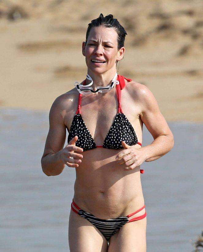 evangeline lilly hot bikini - photo #18