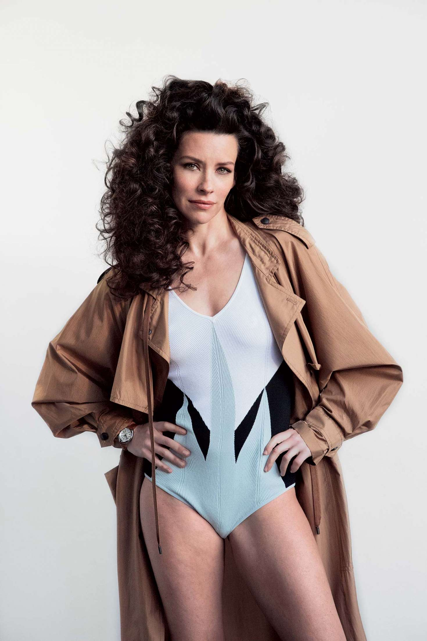Evangeline Lilly – Marie Claire Malaysia Magazine (July 2018)