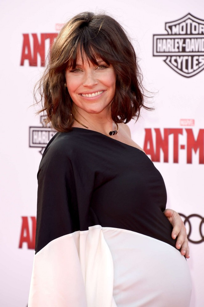 Evangeline Lilly - Marvel's 'Ant-Man' Premiere in Hollywood