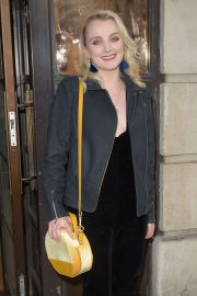 Evanna Lynch - Arriving at The RSPCA Honours Awards in London