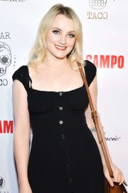 Evanna Lynch - Launch of the vegan Mexican restaurant Sugar Taco in LA