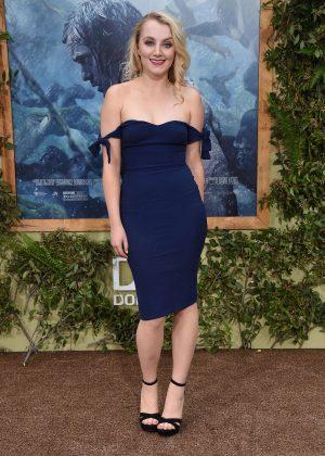 Evanna Lynch - 'The Legend of Tarzan' Premiere in Los Angeles