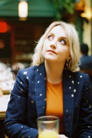 Evanna Lynch - Veerah Shoes Collection (January 2020)