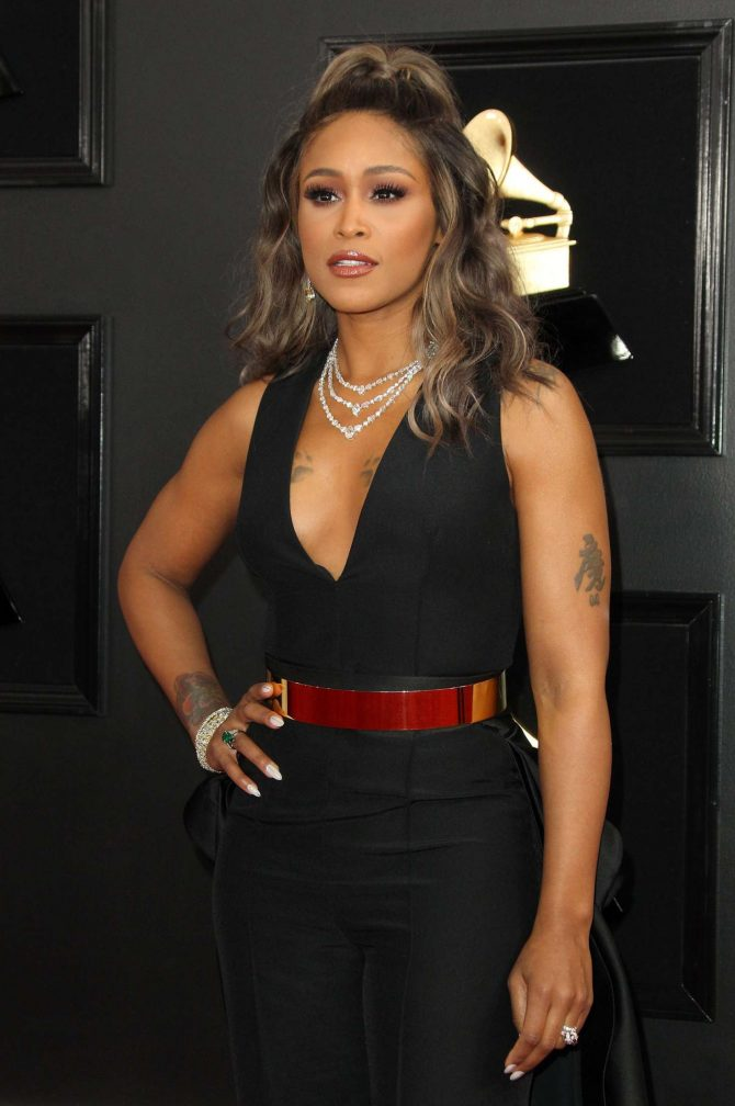 Eve – 2019 Grammy Awards in Los Angeles