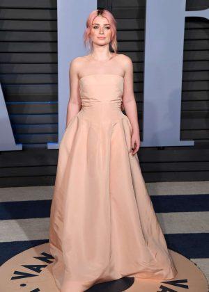 Eve Hewson - 2018 Vanity Fair Oscar Party in Hollywood