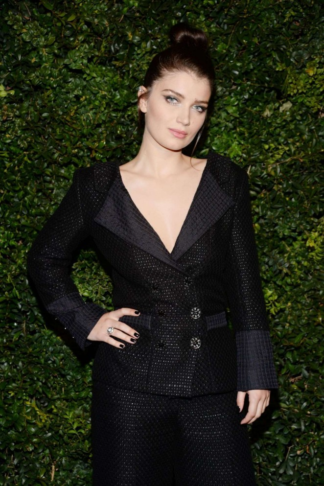 Eve Hewson - Charles Finch and Chanel Pre-Oscar Dinner 2016 in LA