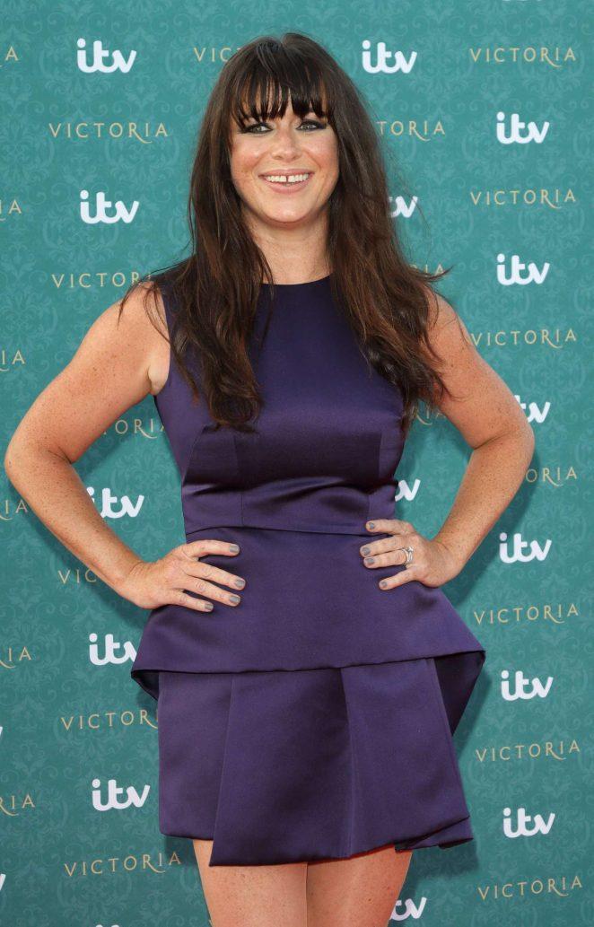 Eve Myles - 'Victoria' Premiere in London