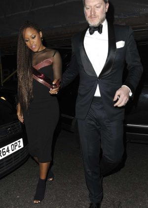 Eve - One For The Boys Gala After Party in London