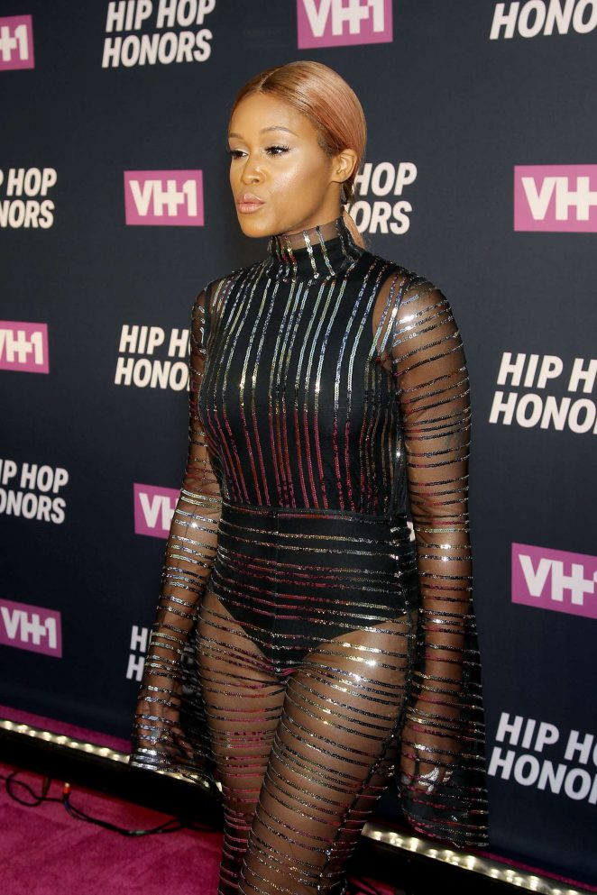 Eve - VH1 Hip Hop Honors 2016 in New York City