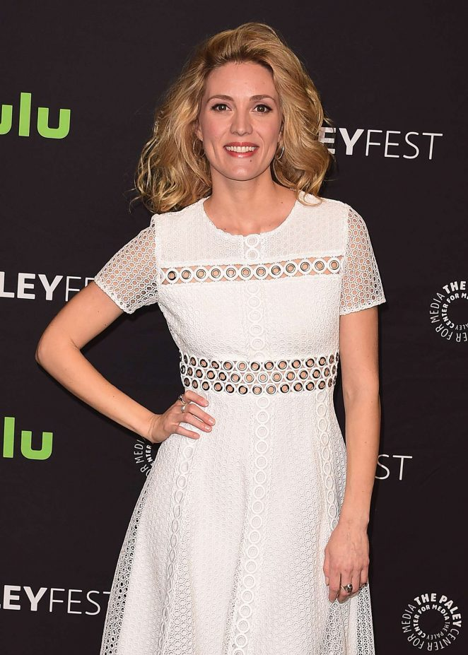 Evelyne Brochu - 2017 Paleyfest LA 'Orphan Black' Presentation in Los Angeles
