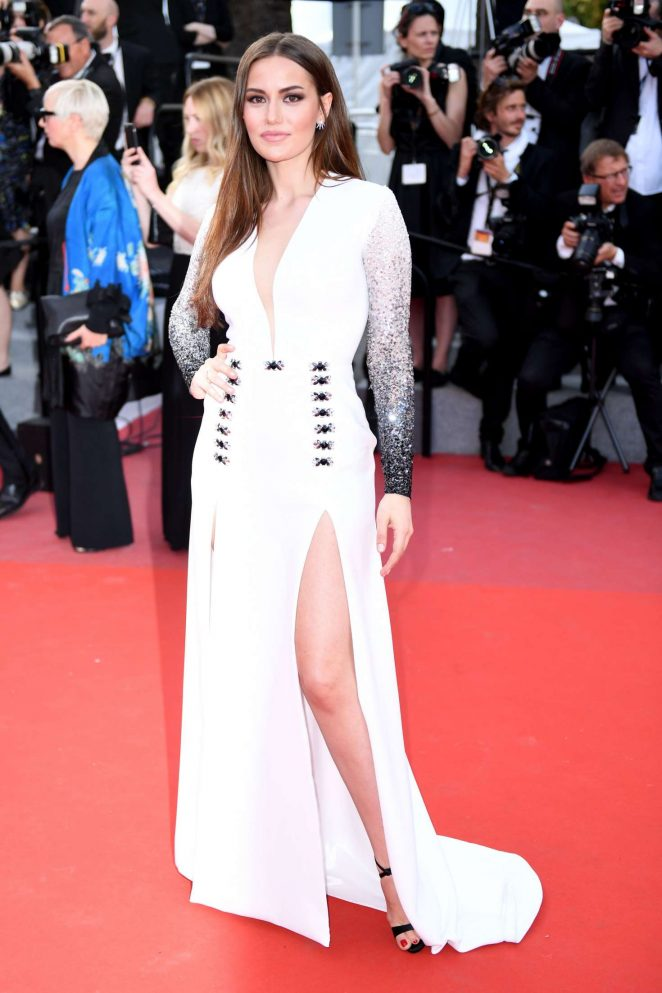 Fahriye Evcen - 'The Meyerowitz Stories' Premiere at 70th Cannes Film Festival