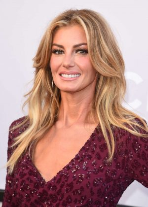 Faith Hill - 2017 ACM Awards in Las Vegas