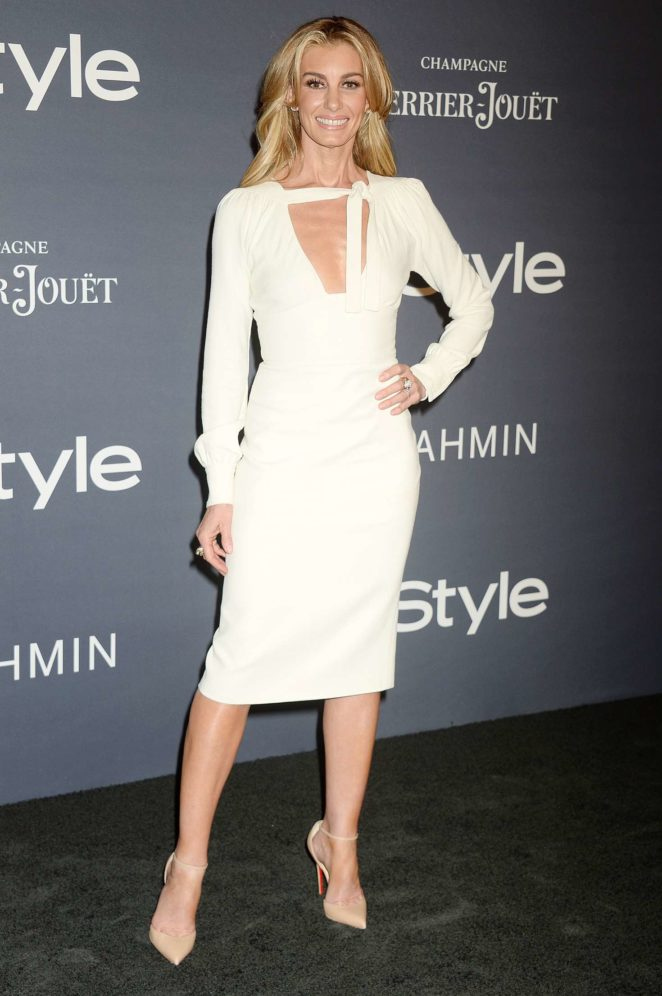 Faith Hill - 3rd Annual InStyle Awards in Los Angeles