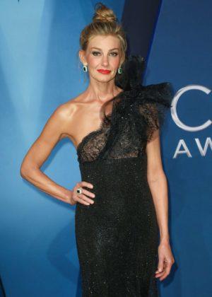 Faith Hill - 51st Annual CMA Awards in Nashville