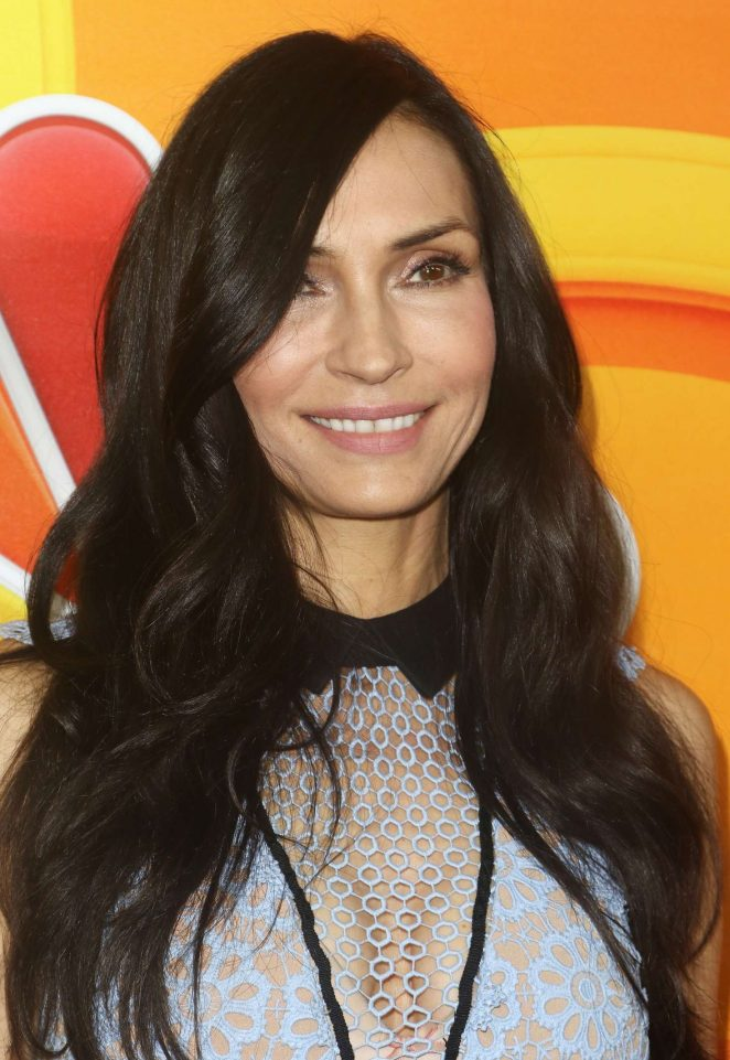 Famke Janssen - 2017 NBCUniversal Winter Press Tour in Pasadena