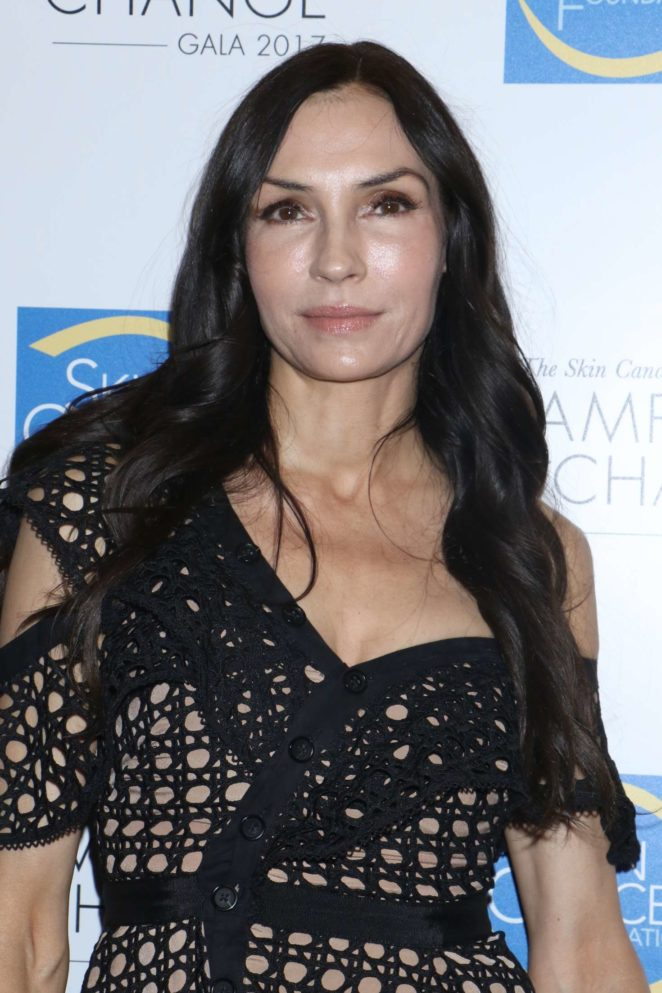 Famke Janssen - The Skin Cancer Foundation's 'Champions for Change' Gala in NY