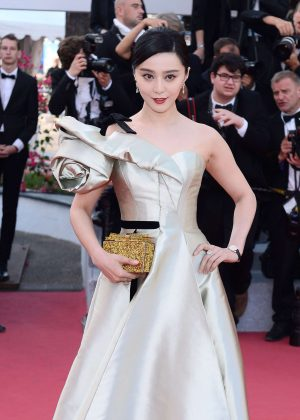 Fan Bingbing - 'Ash Is The Purest White' Premiere at 2018 Cannes Film Festival