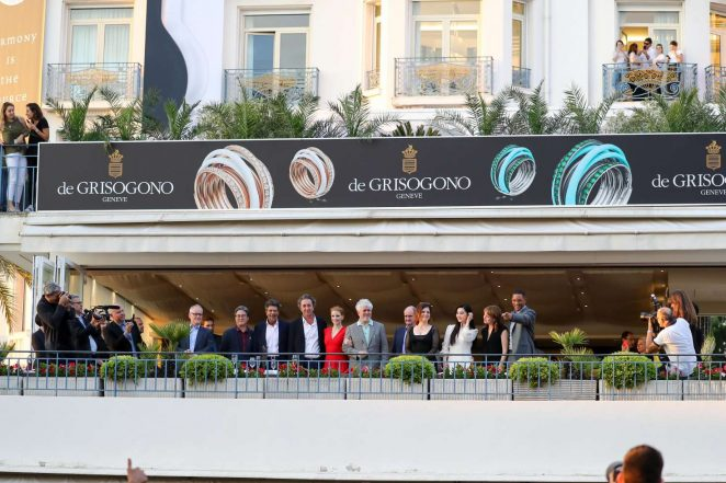 Fan Bingbing at the Martinez hotel in Cannes -19