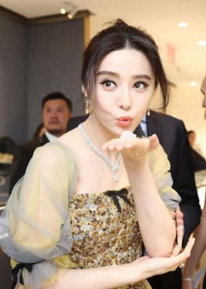 Fan Bingbing - De Beers Madison Avenue Flagship Opening in New York