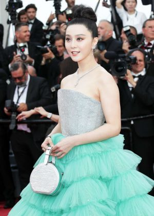Fan Bingbing - 'Everybody Knows' Premiere and Opening Ceremony at 2018 Cannes Film Festival