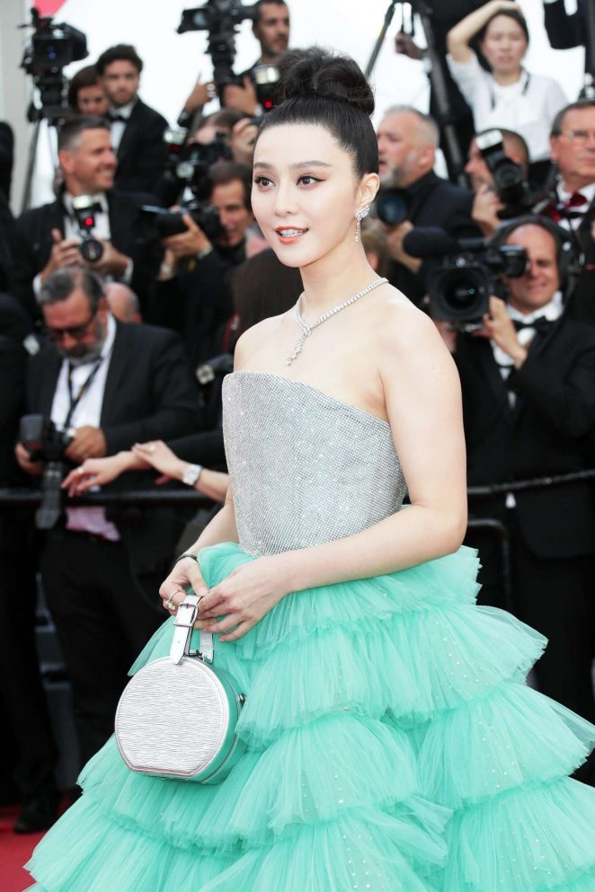 Fan Bingbing – 'Everybody Knows' Premiere and Opening Ceremony at 2018 Cannes Film Festival
