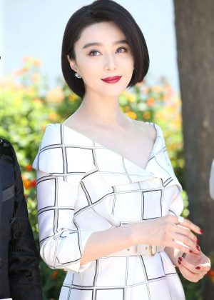 Fan Bingbing - 'Ismael's Ghosts' Photocall at 70th Cannes Film Festival