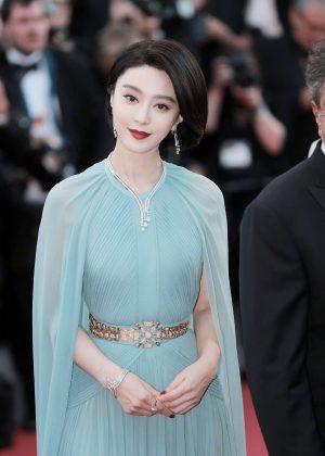 Fan Bingbing - 'Ismael's Ghosts' Screening at 70th Annual Cannes Film Festival in France