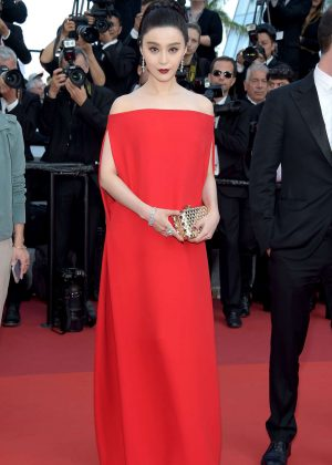 Fan Bingbing - 'The Beguiled' Premiere at 70th Cannes Film Festival