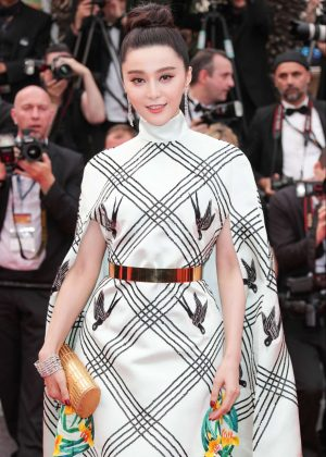 Fan Bingbing - 'The Double Lover' Premiere at 70th Cannes Film Festival