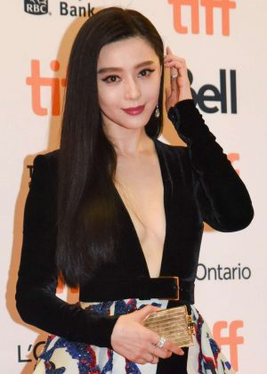Fan Bingbing - 'The Magnificent Seven' Premiere at 2016 Toronto International Film Festival