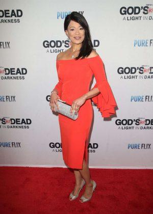 Fanchon Stinger - 'God's Not Dead: A Light in Darkness' Premiere in LA