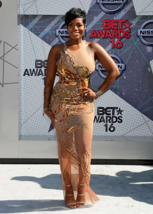 Fantasia Barrino - BET Awards 2016 in Los Angeles