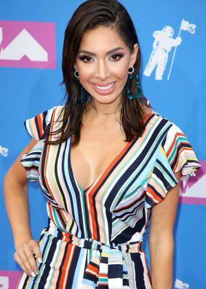 Farrah Abraham - 2018 MTV Video Music Awards in New York City
