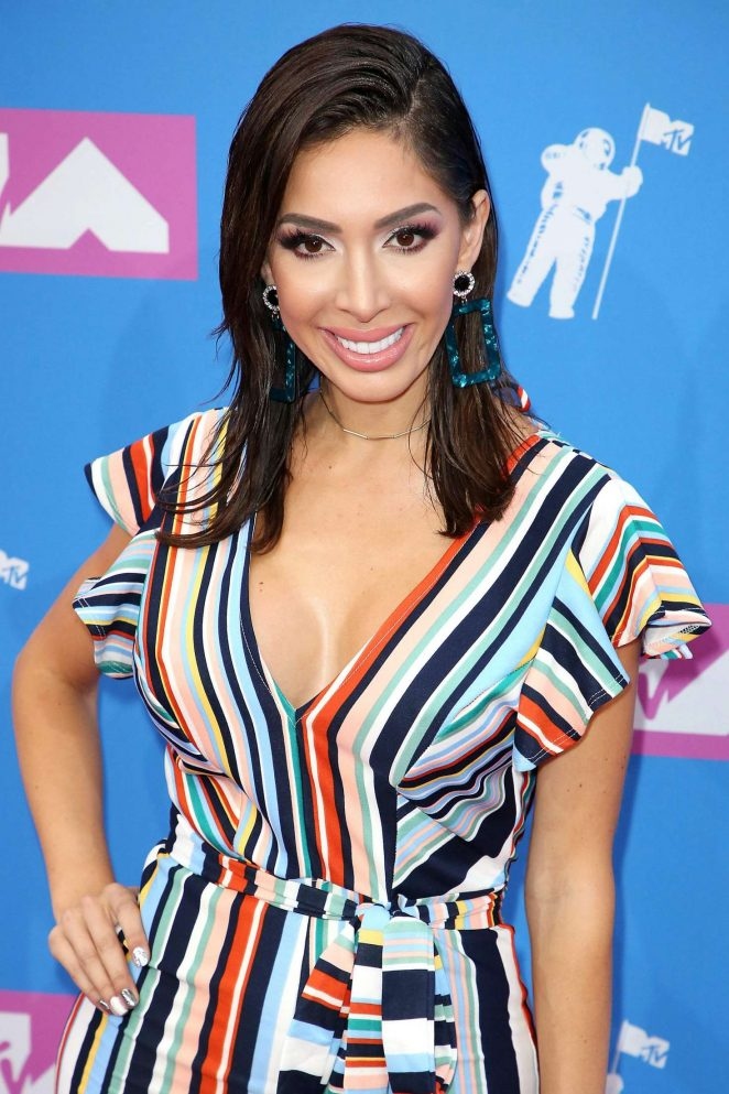 Farrah Abraham - 2018 MTV Video Music Awards in New York City