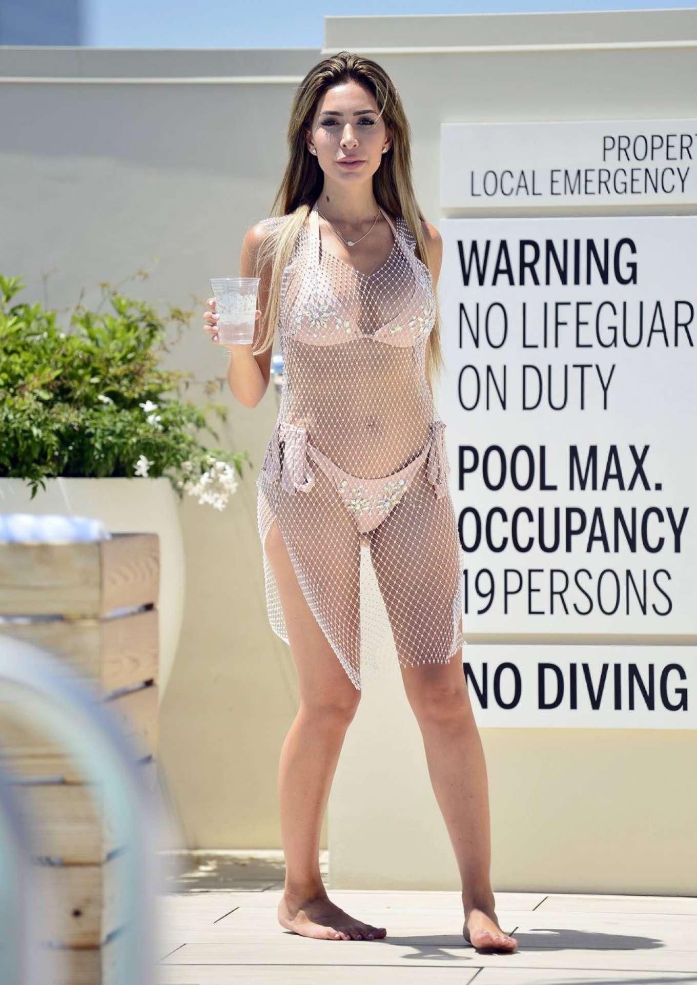 Farrah Abraham 2019 : Farrah Abraham in Bikini 2019-22