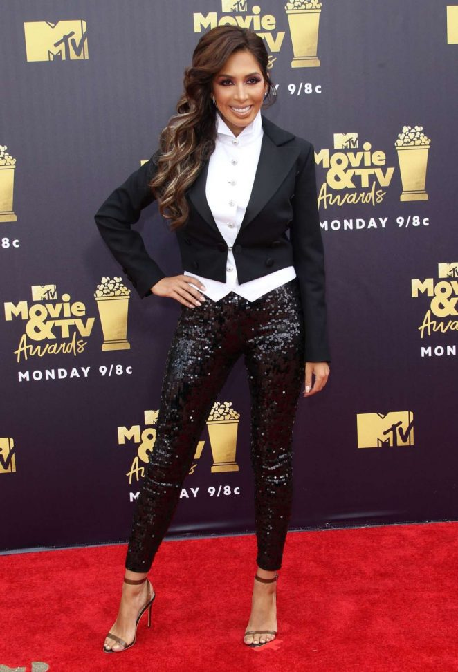 Farrah Abraham – MTV Movie and TV Awards 2018 in Santa Monica