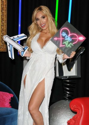 Farrah Abraham - MTV's Single AF Show Photocall in London