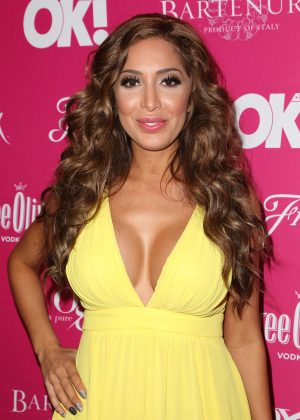 Farrah Abraham - OK! Magazine So Sexy LA Party in Los Angeles